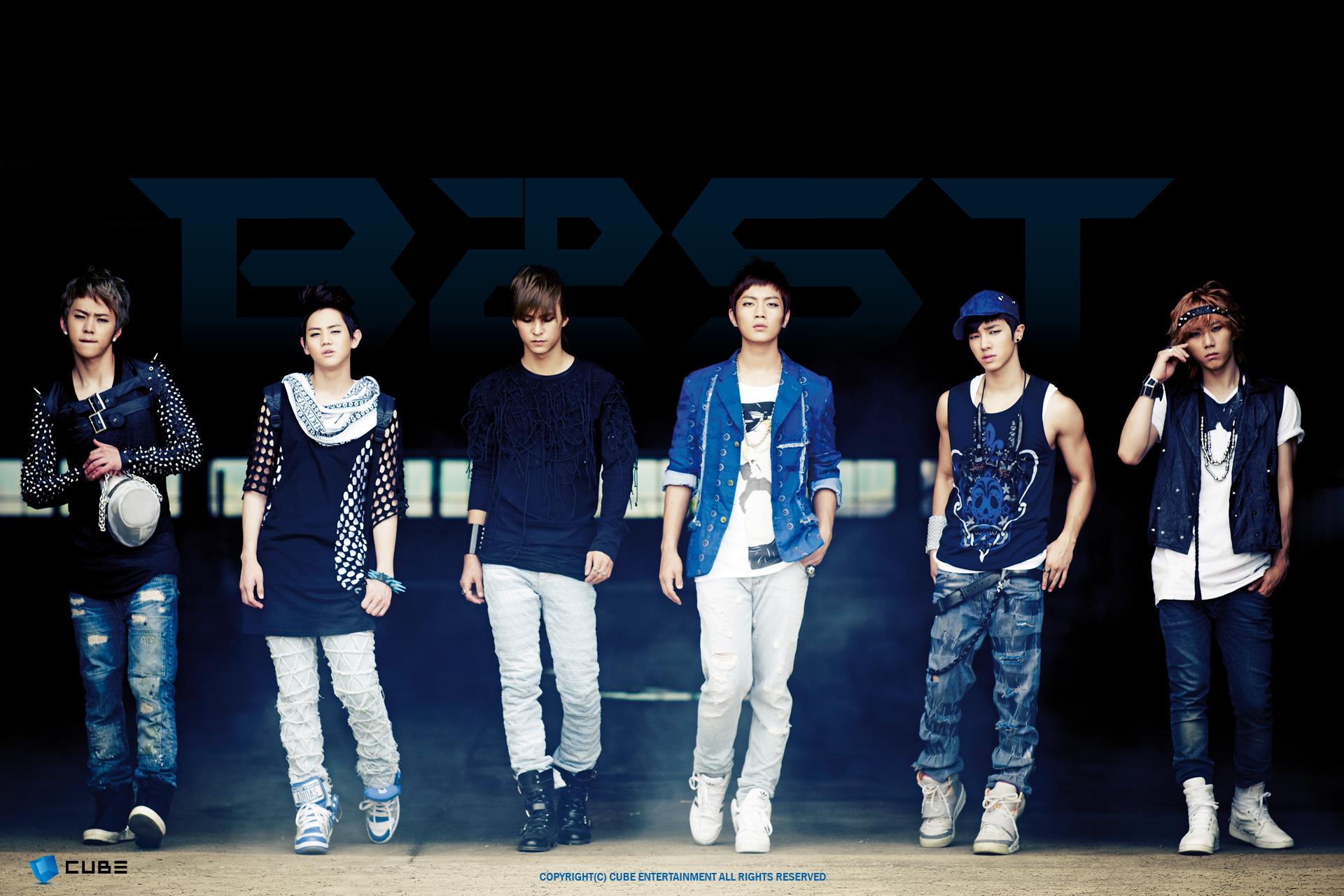 JunHyung, YoSeob, DongWoon, DuJun, GiKwang, HyunSeung