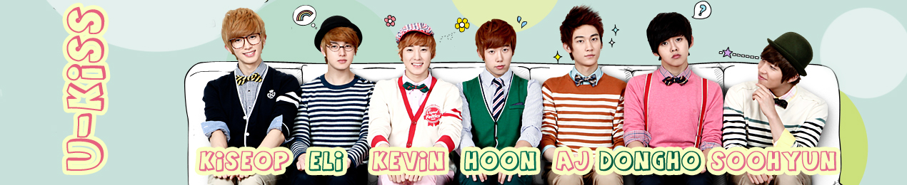 U Kiss Members Names U-KISS | Kpop Color Co...
